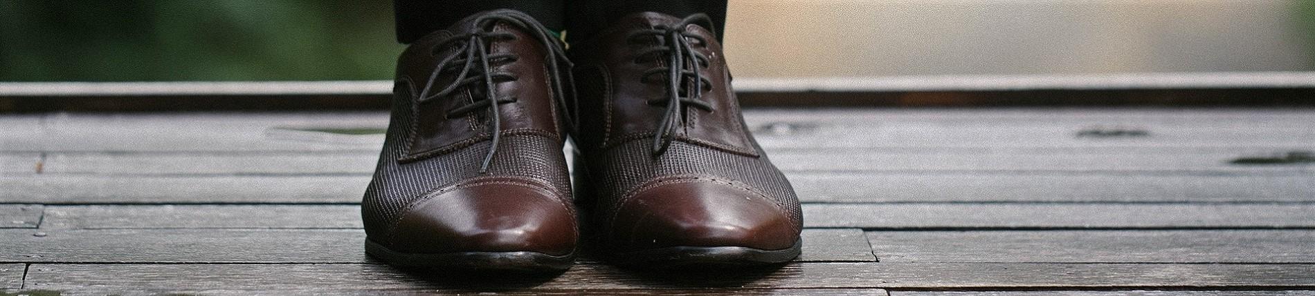 Nette mannenschoenen